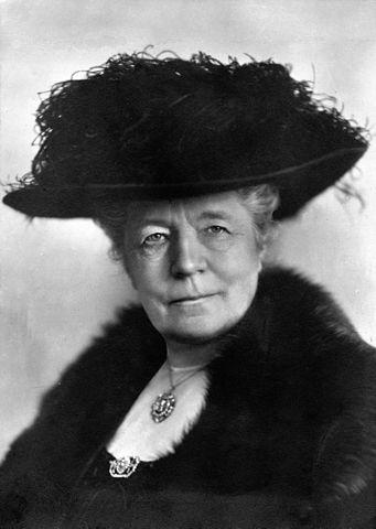 Сельма Лагерлёф (1928)