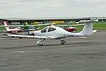 Atlantic flight training G-CGBP DA40 CVT (40912192282).jpg