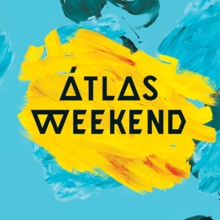 Логотип Atlas Weekend 2017