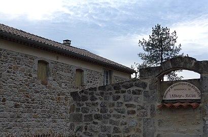 Aubenas, Ardèche, France. Grange du Cheylard. 01.jpg