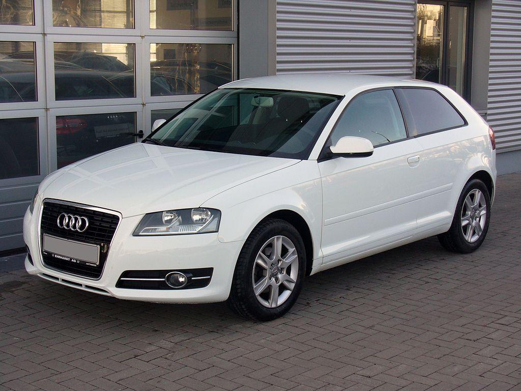 Archivo Audi A3 8p 3 Facelift Dreit U00fcrer Attraction 1 6