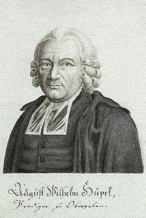 Buttelstedt - August Wilhelm Hupel