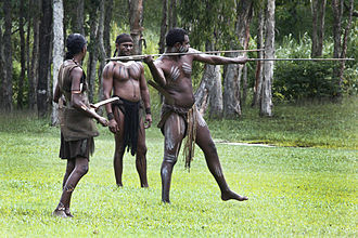 Aboriginal Australians own about 49% of the Northern Territory's land Australia Aboriginal Culture 011.jpg