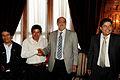 Autoridades y dirigentes de Uchuraccay en el Congreso (6862978062).jpg