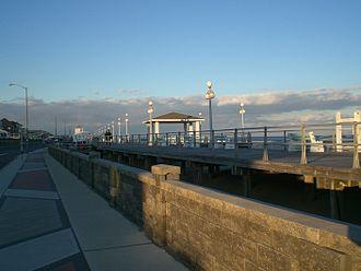 Avon-by-the-Sea, New Jersey - Boardwalk