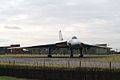 Avro Vulcan Type-698 B2 Bomber XM607 at RAF Waddington.jpg