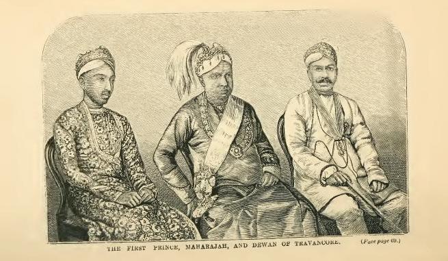 Ayilyam Thirunal and Madhava Rao