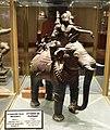 Ayyanar on elephant, 16th century bronze, Government Museum, Chennai (2) (37405436336).jpg