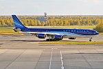 Azerbaijan Airlines, 4K-AZ85, Airbus A340-542 (37008680383).jpg