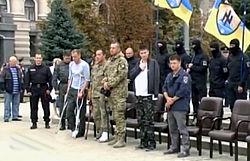 Ukrainasamtal inleds i minsk