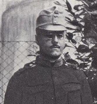 Bedřich Hrozný - Hrozný in 1915