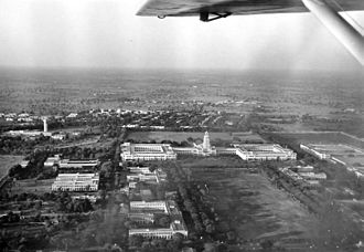 Birla Institute of Technology and Science, Pilani - Aerial view, BITS Pilani (1978)