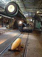 BL18 RailwayHowitser witGranate