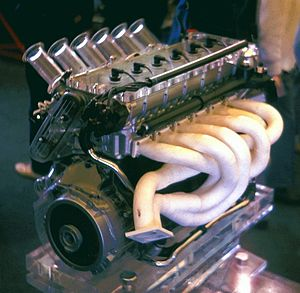 Straight-six engine - BMW M88 engine, used in the BMW M1