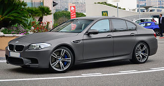 BMW M5 - Image: BMW M5 F10 (8694398487)