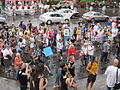 BP Oil Flood Protest NOLA Beat It.JPG