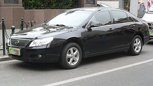 BYD F6 - Image: BYD F6 01 China 2012 04 08