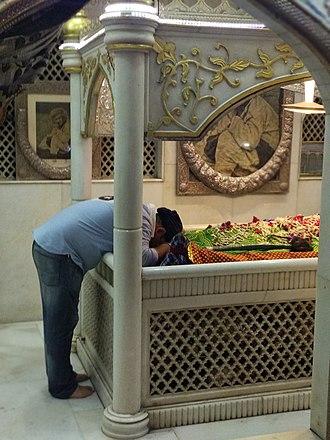 Hazrat Babajan - Babajaan Shrine at Camp, Pune