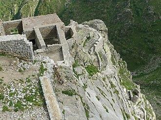 Babak Fort - Image: Babak Fort panoramio (6)