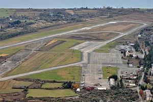 Sukhumi Babushara Airport - Image: Babushera UGSS SUI airport