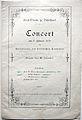 Bach-Verein zu Düsseldorf - Programm 6. Februar 1878.JPG