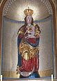 BadWaldsee Frauenbergkirche Hochaltar Madonna1.jpg