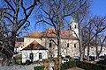 Bad Fischau - Kirche, Südansicht.JPG