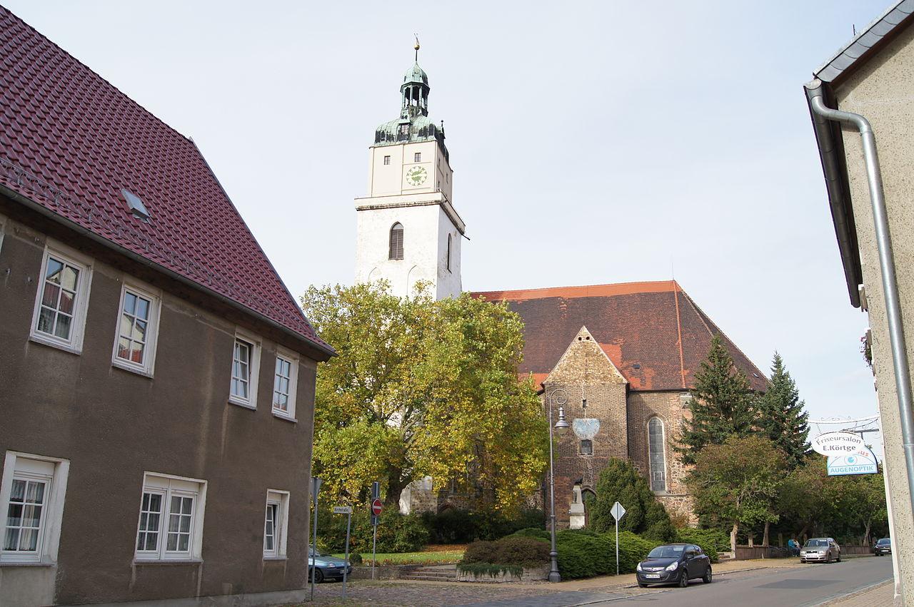 Bad Schmiedeberg Germany  city photos : Bad Schmiedeberg Nikolaikirche 2014 10 18 005 Wikimedia ...