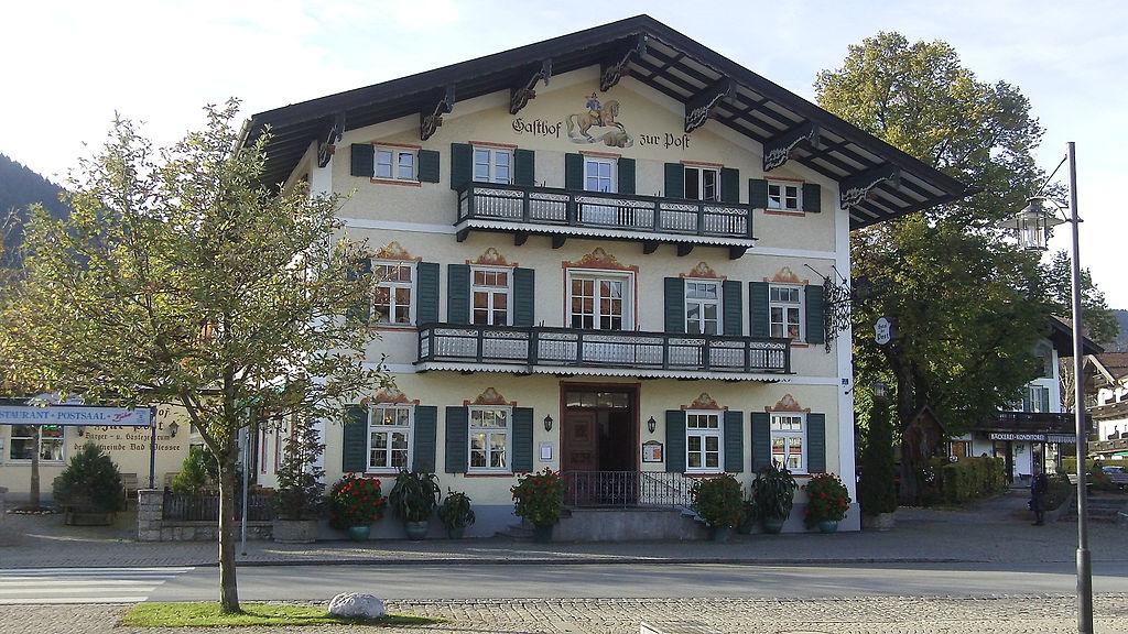 Hotel Zur Post Wiessee