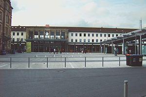 Kaiserslautern Hauptbahnhof