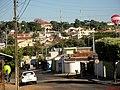 Balão no Colégio Nossa Senhora do Rosário(Colegião) visto da Rua Antonio Girol - panoramio.jpg
