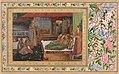 Balchand, Prince Dara Shikuh And His Mistress On A Terrace At Night 1640-1650 Aga Khan Museum, Geneva.jpg