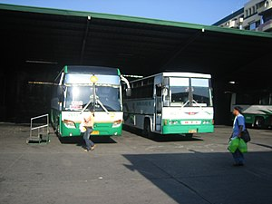 Baliwag Transit, Inc. - Bus Terminal in Caloocan City