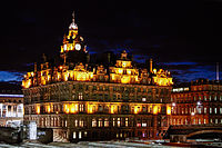 Balmoral Hotel by Night.jpg