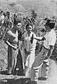 Bambang Hermanto and Lies Noor listening to instructions for Rajuan Alam, Aneka Amerika 102 (1957), p6.jpg
