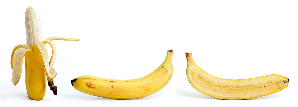Banana and cross section