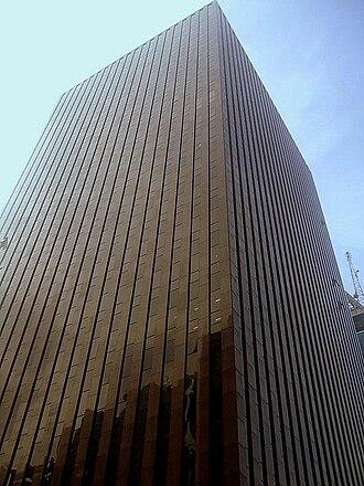 Paulista Avenue - Image: Banco Safra, Av. Paulista 1