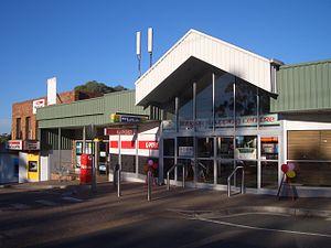 Bangor, New South Wales - Bangor Shopping Centre