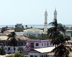 Banjul King Fahad Mosque