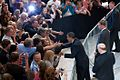 Barack Obama at town hall in Rancho Rio, NM 5-14-09 2.jpg