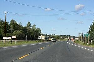 Baraga, Michigan - Image: Baraga Michigan Welcome Sign US41