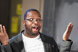 Baratunde Thurston at ROFLCon II