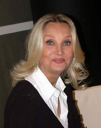 Barbara Bouchet - Bouchet at the Sonopromotion film fair, 5 November 2006, Kerkrade, The Netherlands