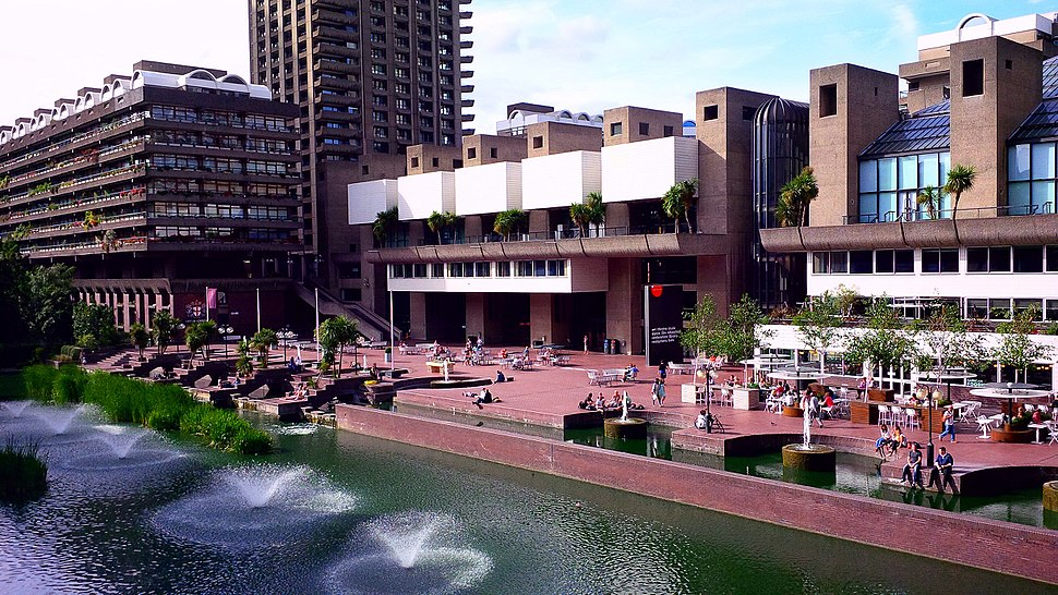 Barbican Centre City of London