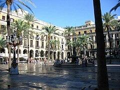 Barcellona Plaça Reial