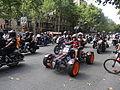 Barcelona Harley Days 2014 - desfilada a la Gran Via 02.JPG
