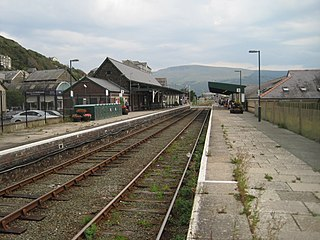 Barmouth railway station Railway Station