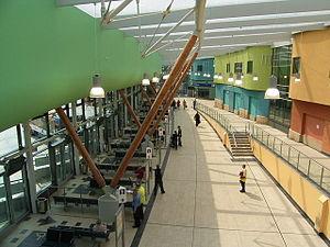 Barnsley Interchange - Image: Barnsley Interchange by Stanley Walker