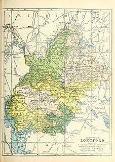 Granard (barony) Barony in Longford, Republic of Ireland