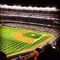Baseball diamond - New York Yankee Stadium.jpg